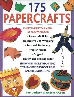 175 Papercrafts (Paperback)