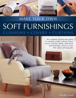 Make Your Own Soft Furnishings (Paperback)