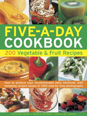 Five-a-day Cookbook (Paperback)