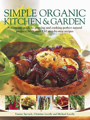 Simple Organic Kitchen and Garden (Paperback)