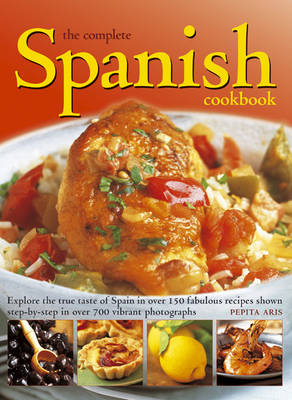 Complete Spanish Cookbook (Paperback)
