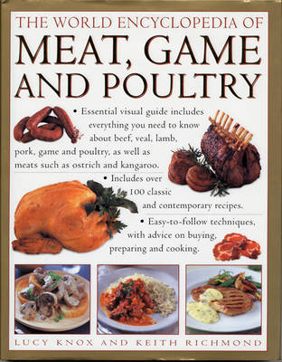 World Encyclopedia of Meat, Game and Poultry (Paperback)