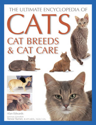 Ultimate Encyclopedia of Cats, Cat Breeds and Cat Care (Paperback)