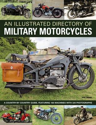 Illustrated Directory of Military Motorcycles (Paperback)
