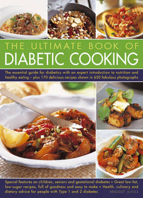 Ultimate Book of Diabetic Cooking (Paperback)