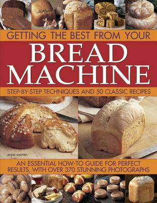 Getting the Best from Your Bread Machine (Paperback)
