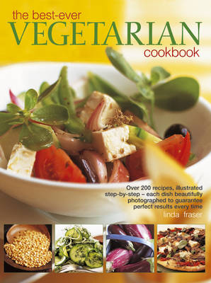 Best-ever Vegetarian Cookbook (Paperback)