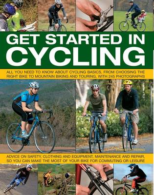 Get Started in Cycling (Paperback)