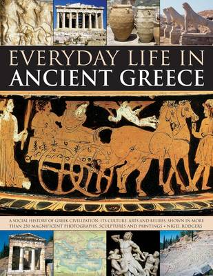 Everyday Life in Ancient Greece (Paperback)