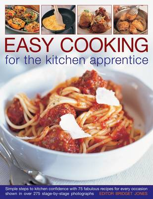 Easy Cooking for the Kitchen Apprentice (Paperback)
