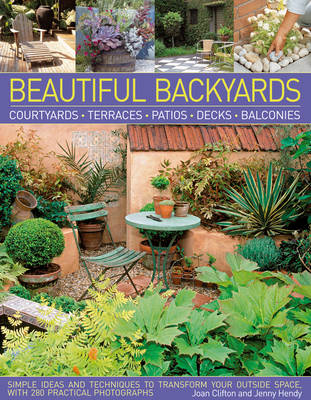 Beautiful Backyards and Patios (Paperback)