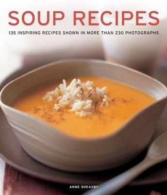 Soup Recipes (Paperback)