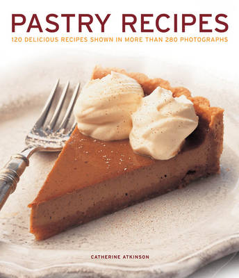 Pastry Recipes (Paperback)