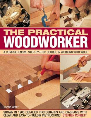 Practical Woodworker By Stephen Corbett Waterstones