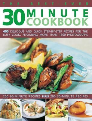 Best-Ever 30 Minute Cookbook (Paperback)