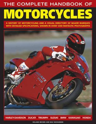 Complete Handbook of Motorcycles (Paperback)