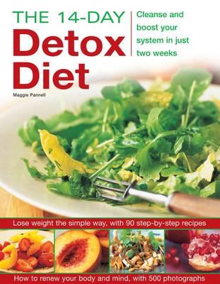 14 Day Detox Diet (Paperback)