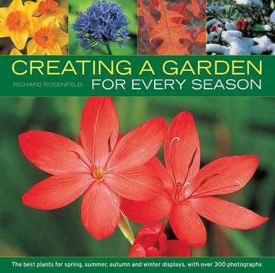 Creating a Garden for Every Season: the Best Plants for Spring, Summer, Autumn and Winter Displays, with Over 300 Photographs (Paperback)