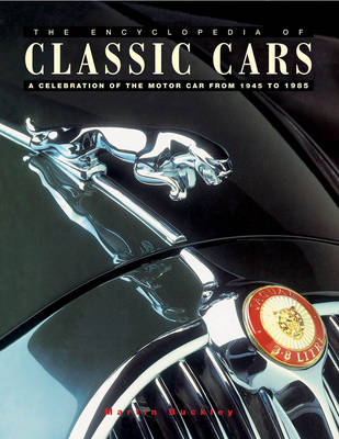 Encyclopedia Of Classic Cars (Paperback)