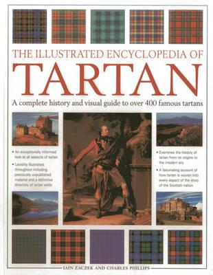 Illustrated Encyclopedia of Tartan (Paperback)