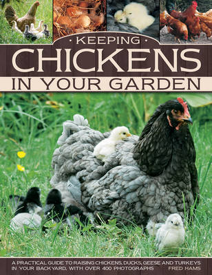 Keeping Chickens In Your Garden (Paperback)