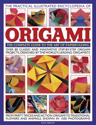 Practical Illustrated Encyclopedia of Origami (Paperback)
