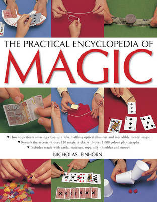 Practical Encyclopedia of Magic (Paperback)
