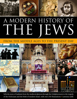 Modern History of the Jews from the Middle Ages to the Present Day (Paperback)