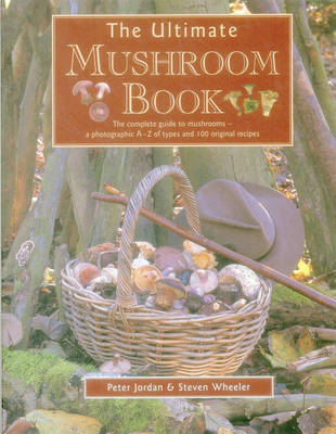 Ultimate Mushroom Book (Paperback)