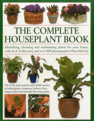Complete Houseplant Book (Paperback)