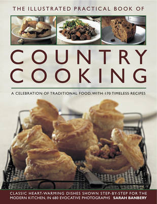 Illustrated Practical Book of Country Cooking (Paperback)