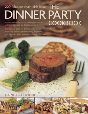 Dinner Party Cookbook (Paperback)