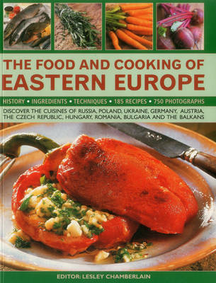 Food and Cooking of Eastern Europe (Paperback)