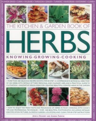 Kitchen & Garden Book of Herbs (Paperback)