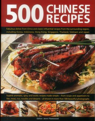 500 Chinese Recipes (Paperback)