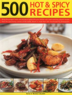 500 Hot & Spicy Recipes (Paperback)