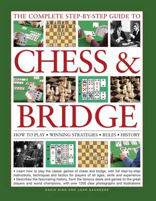 Complete Step-by-step Guide to Chess & Bridge (Paperback)