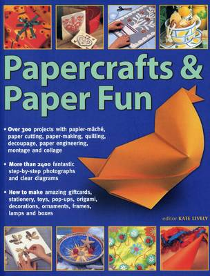 Papercrafts & Paper Fun (Paperback)