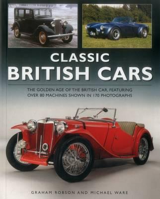 Classic British Cars (Paperback)