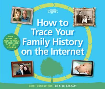 How to Trace Your Family History on the Internet: Find Your Ancestors the Easy Way (Paperback)