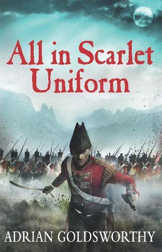All in Scarlet Uniform (Paperback)