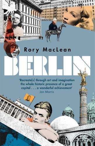 Berlin: Imagine a City (Paperback)