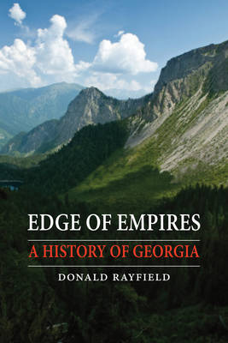 Edge of Empires: A History of Georgia (Hardback)