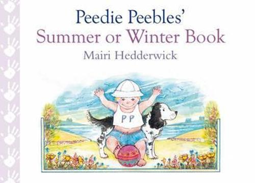 Peedie Peebles' Summer or Winter Book (Paperback)