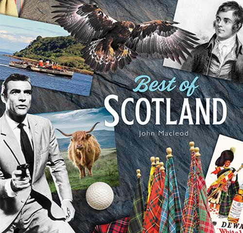 Best of Scotland: A Caledonian Miscellany (Hardback)