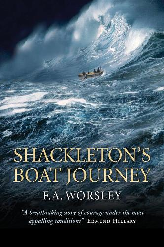 Shackleton's Boat Journey (Paperback)
