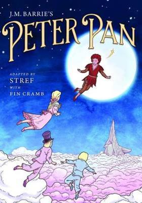 J.M. Barrie's Peter Pan: The Graphic Novel (Paperback)
