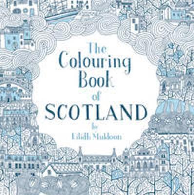 The Colouring Book of Scotland (Paperback)