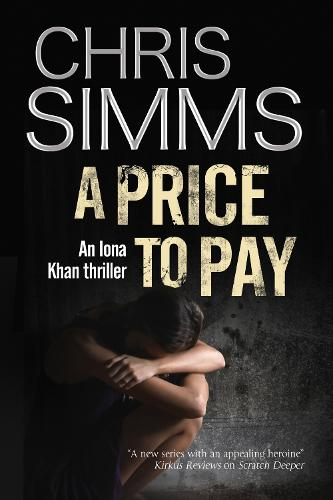 A Price to Pay - An Iona Khan Mystery 2 (Hardback)
