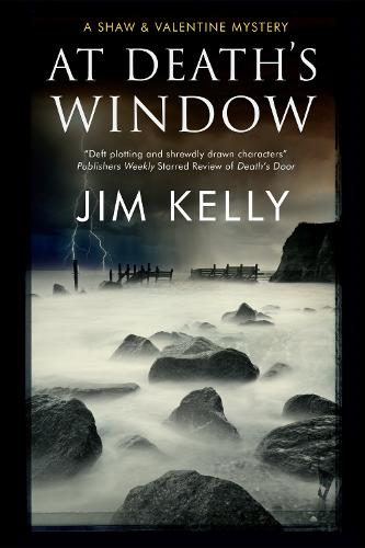 At Death's Window: A Shaw and Valentine Police Procedural - A Shaw and Valentine Mystery 5 (Hardback)